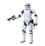 Star Wars Episode VII Black Series Action Figure 2015 First Order Stormtrooper SDCC Exclusive 15 cm