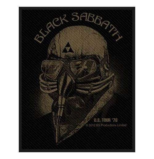 Black Sabbath Patch 190079