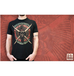 Monster Magnet Men's Tee: Spine of Gold