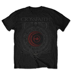 Crossfaith Men's Tee: Ornament
