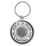 Bring Me The Horizon Metal Keychain - This Is Sempiternal