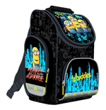 Minions (P) anatomic backpack black