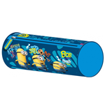 Minions (P) pencil  case tube blue
