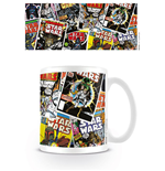 Star Wars Mug Comic Covers