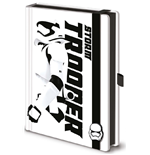 Star Wars Episode VII Premium Notebook A5 Stormtrooper