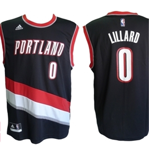 Portland Trail Blazers Jersey: Official Portland Trail Blazers Lillard Jersey : Buy