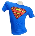 Superman Alter Ego Thermal Compression T-shirt