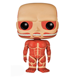 Attack on Titan POP! Vinyl Figure Colossal Titan 15 cm