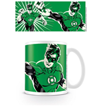 DC Comics Mug Green Lantern Colour