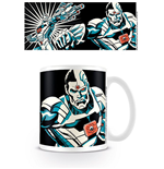 DC Comics Mug Cyborg Colour