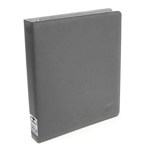 Ultimate Guard Supreme Collector´s Binder 3-Ring XenoSkin Slim Grey