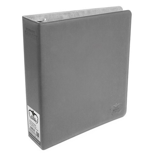 Ultimate Guard Supreme Collector´s Binder 3-Ring XenoSkin Large Grey