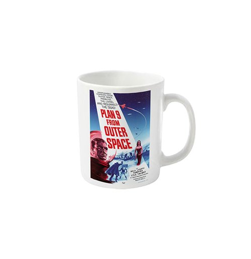 Plan 9 from Outer Space Mug 190722