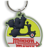 Despicable me - Minions Keychain 190883