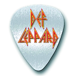 Def Leppard - Pick Logo Metal Pin Badge