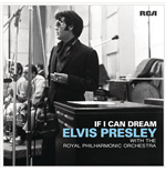 "Vynil Elvis Presley - If I Can Dream: Elvis Presley With The Royal Philharmonic Orchestra (2 12"")"