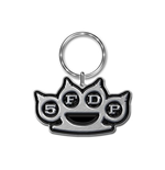 Five Finger Death Punch Keychain 191060
