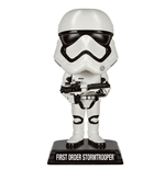 Star Wars Episode VII Wacky Wobbler Bobble-Head First Order Stormtrooper 15 cm