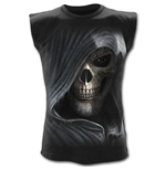 Darkness - Sleeveless T-Shirt Black