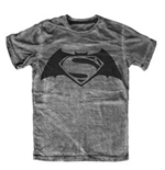 Batman v Superman Dawn of Justice T-Shirt Superbatman
