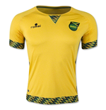 2015-2016 Jamaica Home Romai Football Shirt