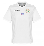 2015-16 Cuba Away Joma Football Shirt