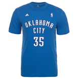 2015 Oklahoma City Adidas Gametime Tee (Blue)