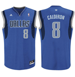 2015 Dallas Mavericks Adidas NBA Home Basketball Jersey