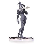 Batman Black & White Statue Harley Quinn Second Edition 19 cm