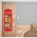 Minions Wall Sticker Telephone