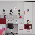 Minions Wall Sticker France