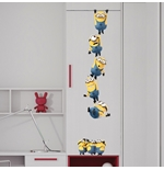 Minions Wall Sticker Chains