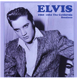 Vynil Elvis Presley - 1961  The California Sessions