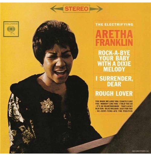 Vynil Aretha Franklin - The Electrifying (2 Cd)