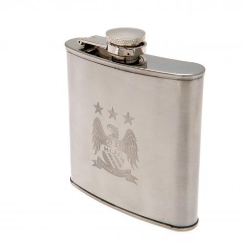 Manchester City F.C. Hip Flask