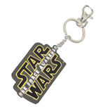 Star Wars Episode VII Metal Key Ring Logo