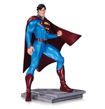 Superman The Man Of Steel Statue Cully Hamner 18 cm