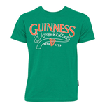 GUINNESS Men's Green Ireland Tee Shirt