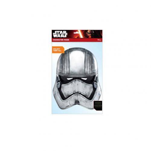 Star Wars The Force Awakens Mask Captain Phasma