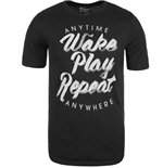 Nike Wake Play Repeat Tee (Black)