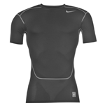 Nike Pro Combat Hypercool Compression SS Top (Black)