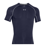 Under Armour Heatgear Armour Compresion SS Tee (Navy)