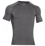 Under Armour Heatgear Armour Compresion SS Tee (Graphite)