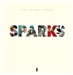 Vynil Sparks - The Island Years (5 Lp)