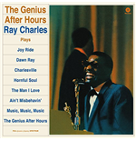 Vynil Ray Charles - The Genius After Hours