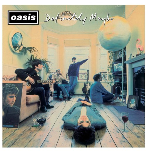 Vynil Oasis - Definitely Maybe (2 Lp)