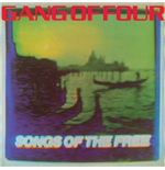 Vynil Gang Of Four - Songs Of The Free