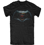Batman v Superman T-Shirt Logo