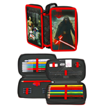 Star Wars Episode VII 30-Piece Pencil Case with content Rule The Galaxy