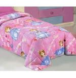 Sofia the First Quilt 194491